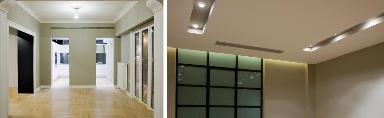 Flat renovation | Tsami Karatassou street, Koukaki