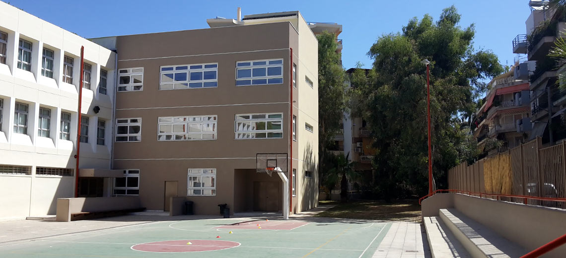 Construction of new wing in the 68th and 88th kindergartens and 90th and 123d public schools, Athens