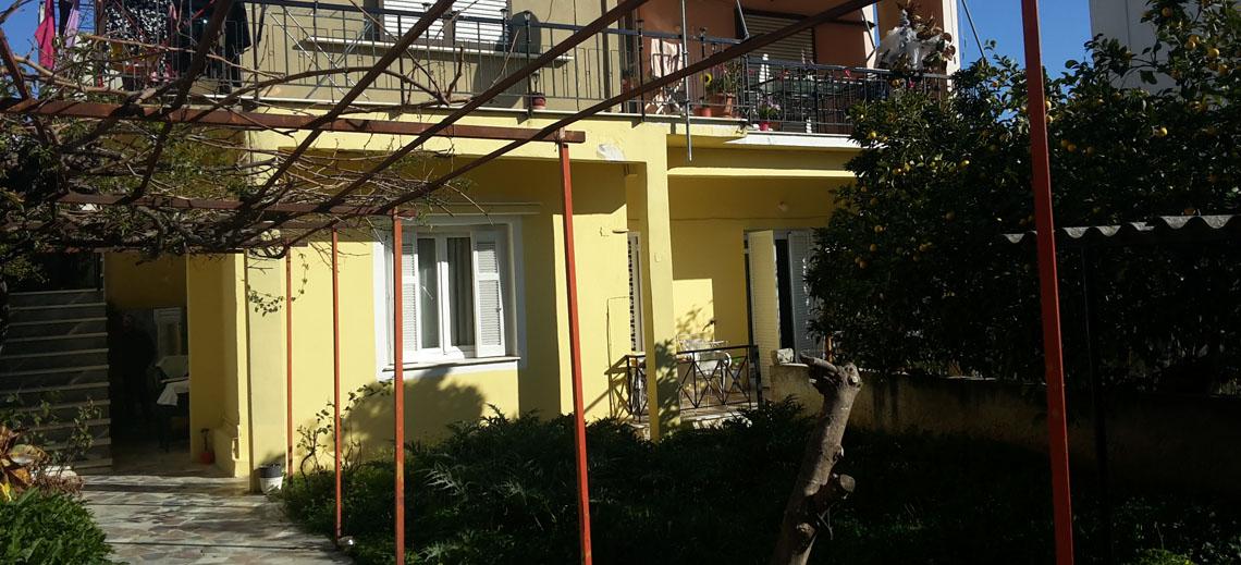 Μονοκατοικία, οδός Αθανασίου Διάκου, Λυκόβρυση