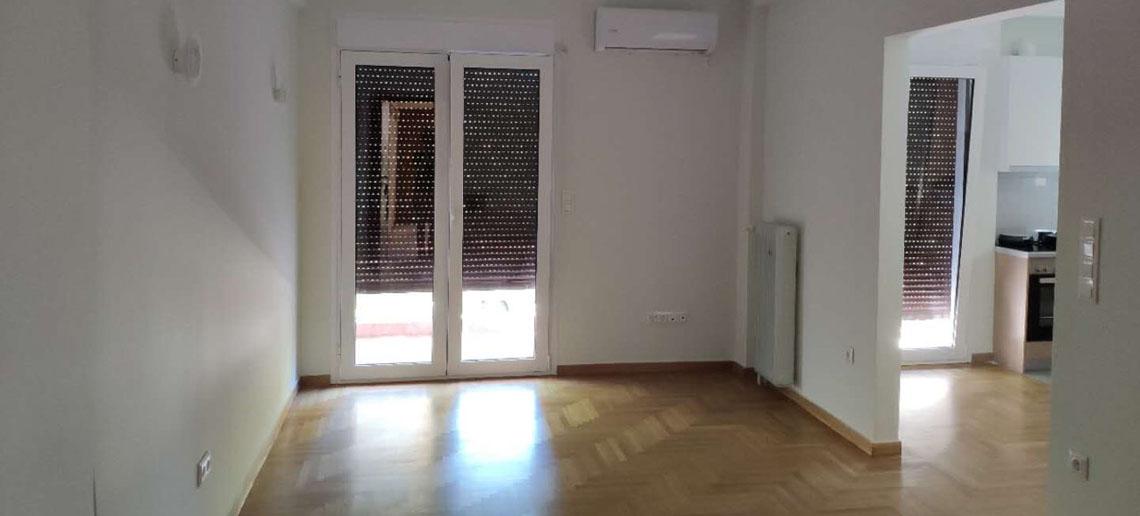 Διαμέρισμα, οδός Πλούτωνος, Παλαιό Φάληρο